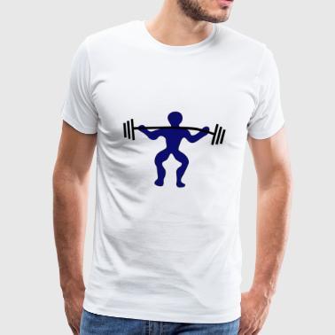 Training - Männer Premium T-Shirt