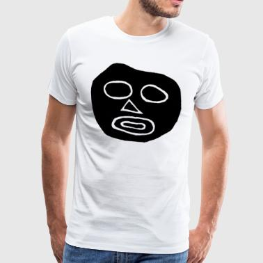 Big head - Men's Premium T-Shirt