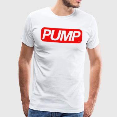 pump - Men's Premium T-Shirt