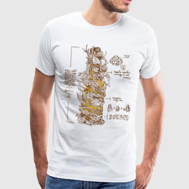 Da Vinci Beer - Men's Premium T-Shirt