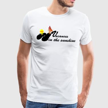HOLIDAY - Männer Premium T-Shirt