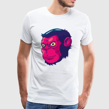 Red Monkey cadeau - T-shirt Premium Homme