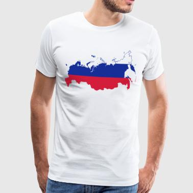 RUSSIAN BEAR COLLECTION - Men's Premium T-Shirt