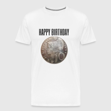 Birthday Gift Idea 60th Birthday 60years - Men's Premium T-Shirt