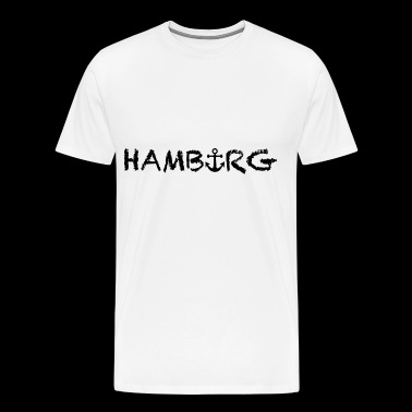 Hamburg anchor - Men's Premium T-Shirt