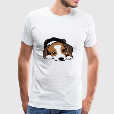 Jack Russell Terrier chien - T-shirt Premium Homme