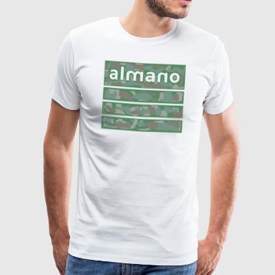 alcamo - Men's Premium T-Shirt