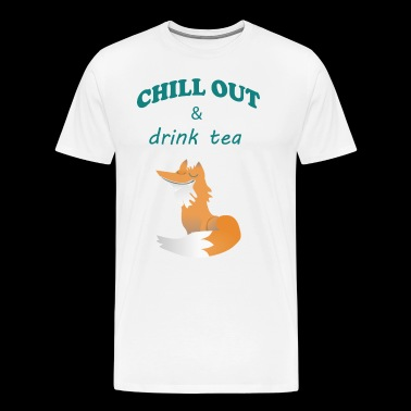 chill out - Men's Premium T-Shirt