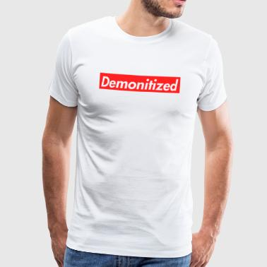 Demonitized - Mannen Premium T-shirt