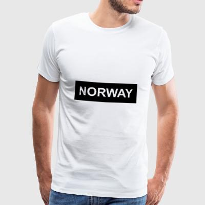 Norway - Men's Premium T-Shirt