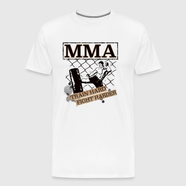 MMA Fighter, Kampfsport Elite. - Männer Premium T-Shirt