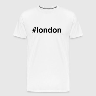 London - UK - Männer Premium T-Shirt