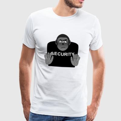Sikkerhed - Bouncer - Herre premium T-shirt