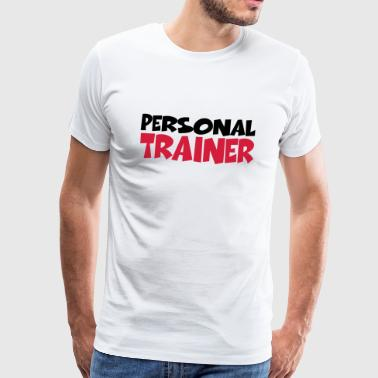 Personal Trainer - Men's Premium T-Shirt