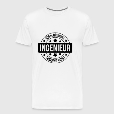 Ingenieur - Men's Premium T-Shirt