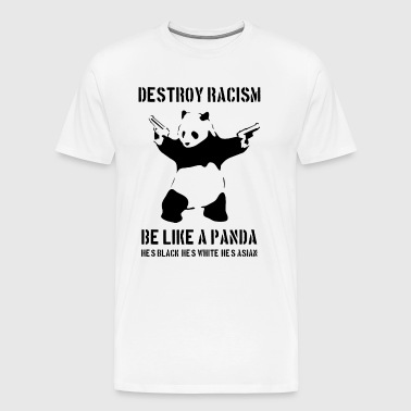DESTROY RACISM - Men's Premium T-Shirt