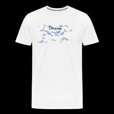 dreams dreams - Men's Premium T-Shirt