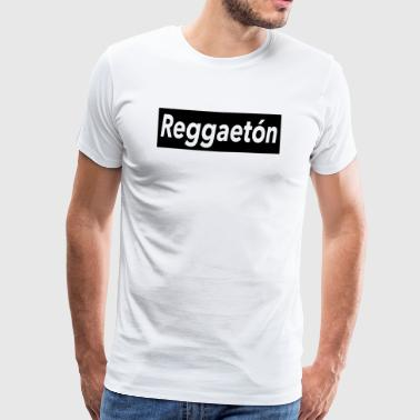 Reggaeton Shirt - black - Mambo New York - Männer Premium T-Shirt