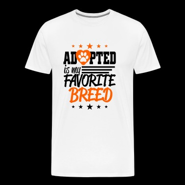 adopted - Men's Premium T-Shirt