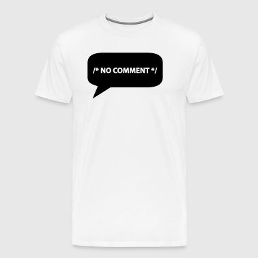 No comment */ - Men's Premium T-Shirt