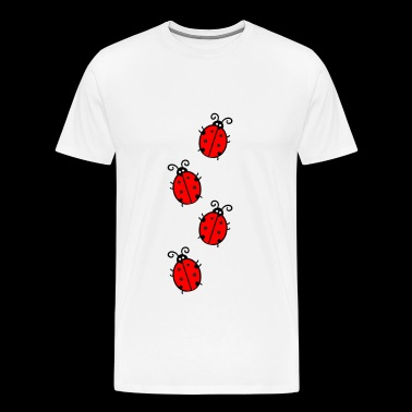 Ladybugs ladybugs - Men's Premium T-Shirt