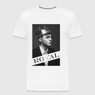 KING - T-shirt Premium Homme