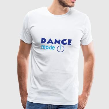 Dance mode - Mannen Premium T-shirt