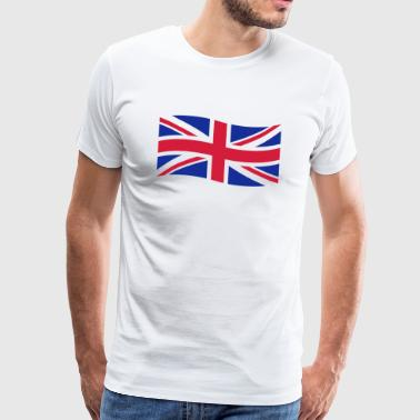 great Britain - Premium T-skjorte for menn