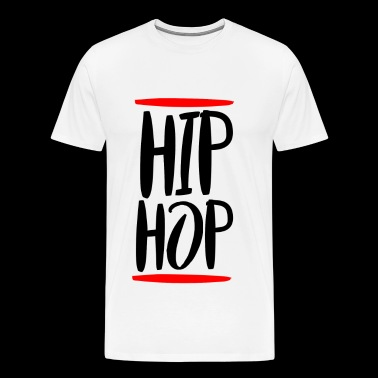 Hip Hop Old School - Mannen Premium T-shirt
