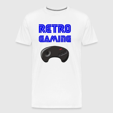 Retrogaming - Männer Premium T-Shirt