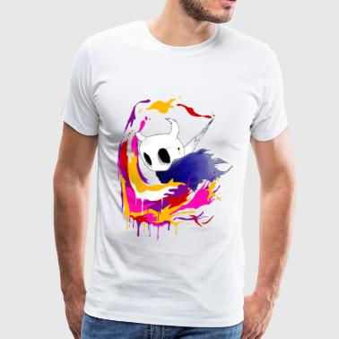 HOLLOW KNIGHT - Mannen Premium T-shirt
