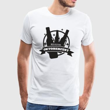 Oktoberfest exclusive Oktoberfest Design Unisex - Men's Premium T-Shirt