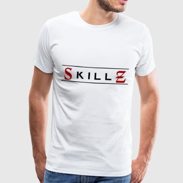 S-KILL-Z [S GANG] - Men's Premium T-Shirt
