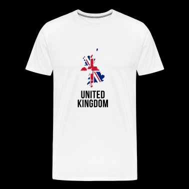 United Kingdom - Borderlines - Men's Premium T-Shirt
