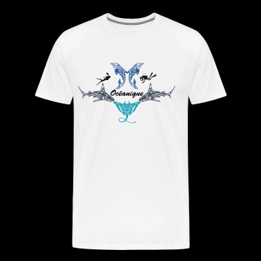 OCEANIC - Men's Premium T-Shirt