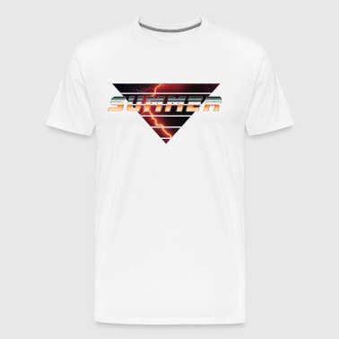 SUMMER | 80s Design | Retro - Men's Premium T-Shirt