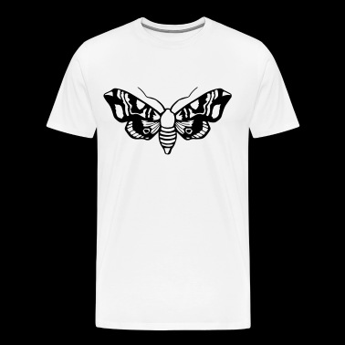 Moth / Moth - Men's Premium T-Shirt