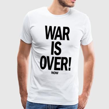 War is over! - Männer Premium T-Shirt