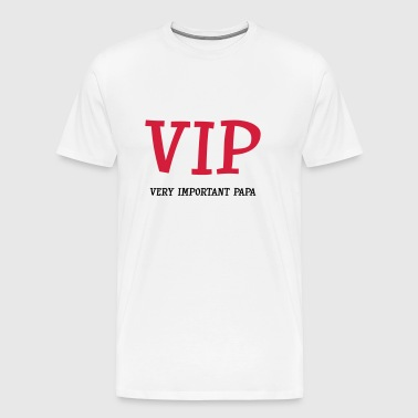 Very Important Papa :) - T-shirt Premium Homme