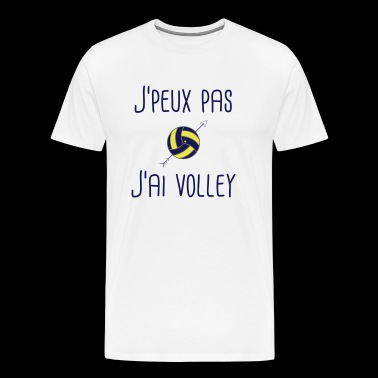 volley - T-shirt Premium Homme