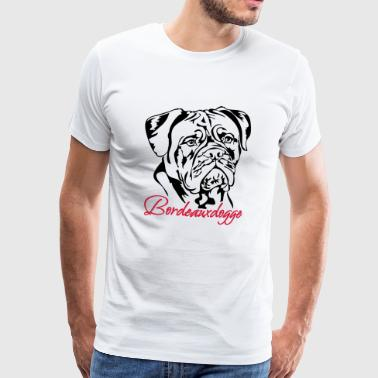 Dogue de Bordeaux - T-shirt Premium Homme