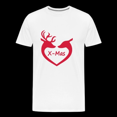 X-Mas - Men's Premium T-Shirt
