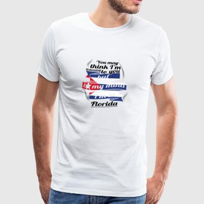 HOLIDAY CUBA CUBAN TRAVEL IN Cuba Florida - Men's Premium T-Shirt