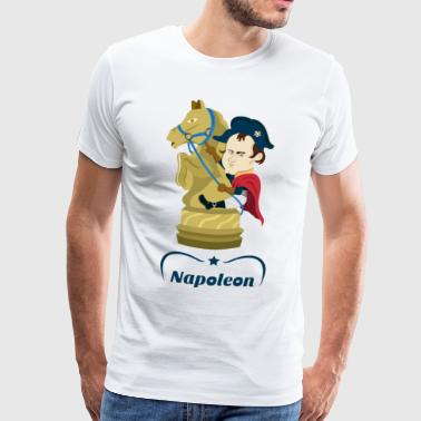 Napoleon - Men's Premium T-Shirt