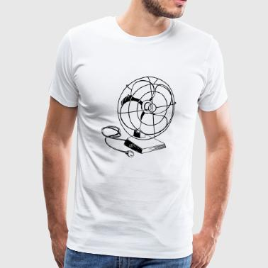 fan - Mannen Premium T-shirt