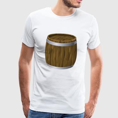 barrel - Men's Premium T-Shirt