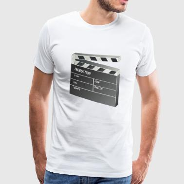 Movie flap - Men's Premium T-Shirt