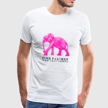 Pink Panther Elephant - T-shirt Premium Homme