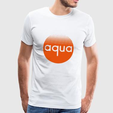 Aquarium - Customizable - Men's Premium T-Shirt