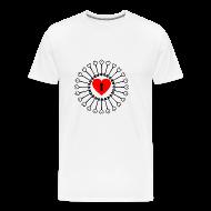 Schlüssel Zu Meinem Herzen   Männer Premium T Shirt